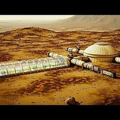 Watch: How to make things from scratch, colonise Mars, and get water from...never mind (and why)