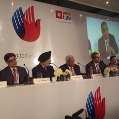 HDFC Life, Max Life seal merger to become India's largest private insurance company