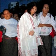 Irom Sharmila acquitted in attempted suicide case, set to launch new political party
