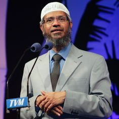 Special NIA court issues non-bailable warrant against Zakir Naik