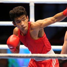 Shiva Thapa clinches gold at National Boxing Championships