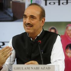 Monsoon Session: Jharkhand has become an 'akhara' of lynching, says Congress leader Ghulam Nabi Azad