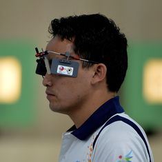 Jitu Rai not affected by confusion over mixed-team format ahead of World Cup Final