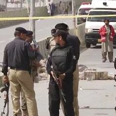 पाकिस्तान के क्वेटा में एक और बम विस्फोट, 10 घायल
