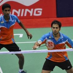 Olympics badminton: Manu Attri and Sumeeth Reddy lose first match in doubles clash