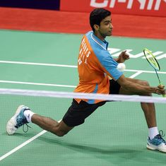 Badminton: Manu-Sumeeth reach US Challenge quarters, Vaishnavi loses in Turkey Series semis
