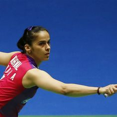 Saina Nehwal appointed member of the IOC's Athletes' Commission