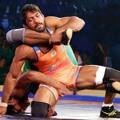 Wrestler Yogeshwar Dutt's medal from 2012 London Olympics will not be upgraded to gold
