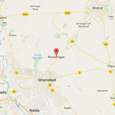 Uttar Pradesh: Missing seven-year-old girl found dead on mosque terrace in Ghaziabad