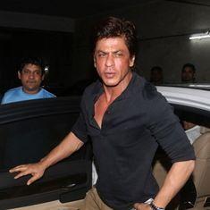 शाहरुख खान को हिरासत में लिए जाने पर अमेरिका ने खेद जताया