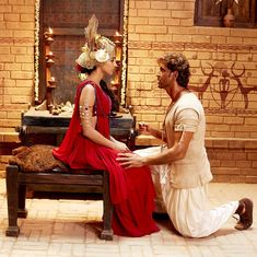Film review: 'Mohenjo Daro' is a costume party with food for thought