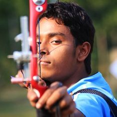 Olympics: Archer Atanu Das could have won, but loses instead by a whisker in the Round of 16