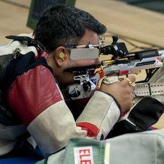 Commonwealth Shooting Championship: Gagan Narang bags 50m Prone silver