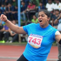 Shot putter Manpreet Kaur banned for four years by NADA after failing dope tests in 2017