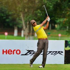 Olympics golf: Shiv Chawrasia, Anirban Lahiri lose further ground to leaders on Day 2