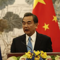 Chinese foreign minister Wang Yi arrives in India to discuss BRICS, G20 summits, meets Narendra Modi