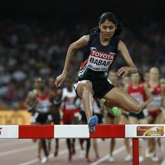 Olympics athletics: Lalita Babar qualifies for women's 3000 metre steeplechase final