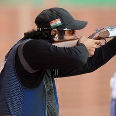 Olympics shooting: Mairaj Ahmad Khan misses final spot in men's skeet after losing shoot-off