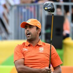 Anirban Lahiri shoots four-under 67 for his best-ever start at BMW Championships