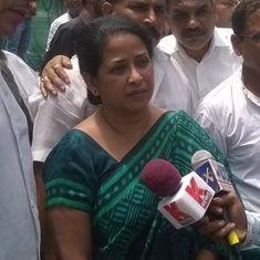 President's daughter Sharmistha Mukherjee files complaint after being harassed online