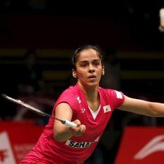 A Worlds bronze in the bag, Saina is looking forward to bigger challenges next year