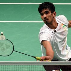 Badminton: Srikanth Kidambi progresses to the quarter-finals of Japan Open