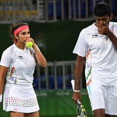 Tennis: Sania Mirza-Rohan Bopanna fail to win bronze medal in mixed doubles at Rio Olympics
