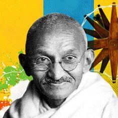 भारत विभाजन से इतर ऐसा बहुत कुछ था जिसने आजादी के ठीक पहले गांधी को बेचैन कर दिया था