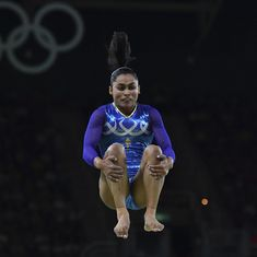 How 'buffalo' Dipa Karmakar and her 'donkey' coach chose the Produnova vault after 2010 CWG loss