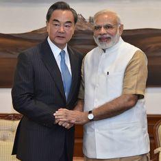 What explains Modi government kicking up a row over China-Pakistan Economic Corridor now?