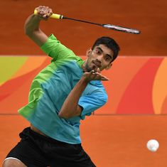 Badminton: Gritty Srikanth Kidambi loses to Marc Zwiebler in closely fought quarter-final