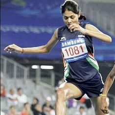 Lalita Babar finishes 10th in women's 3,000 m steeplechase final at Rio Olympics