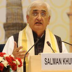 कैसे सलमान खुर्शीद का बयान देश में राजनीतिक शुद्धिकरण की शुरुआत भी बन सकता है?