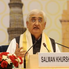 Salman Kurshid to help Supreme Court as amicus curae on triple talaq, nikah halala cases