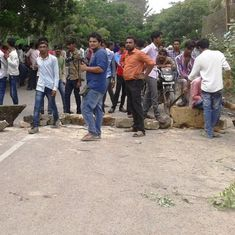 'What justice can we expect?': Gujarat Dalits returning from Una rally are beaten, vehicles attacked