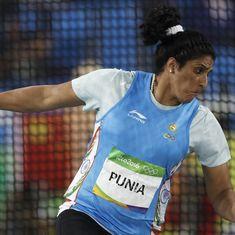 Olympics: Seema Punia finishes 20th in discus throw qualification, out of contention for final