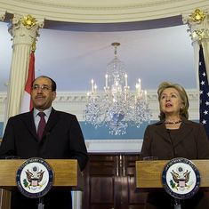 Even as IS was forming in Iraq, US government nixed Hillary Clinton's plan to keep eyes on ground