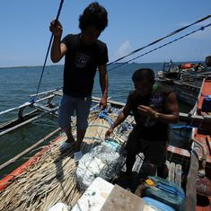 Fishing, not oil, is at the heart of the South China Sea dispute