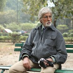 The Amitabh Bachchan interview: 'Celebrities should take trolling and abuse in their stride'