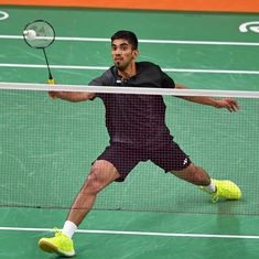 Olympics badminton: Srikanth Kidambi knocked out after losing against world No. 3 Lin Dan