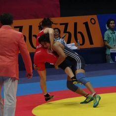 Olympics: Wrestler Vinesh Phogat forced to withdraw from quarter-finals with knee injury