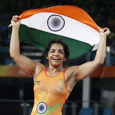 रियो ओलंपिक में भारत का खाता खुला, साक्षी मलिक को कांस्य पदक