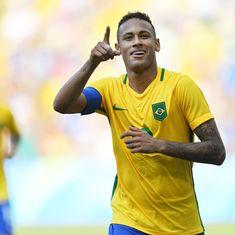 Brazil men close in on elusive Olympic football gold, reach final by thrashing Honduras 6-0