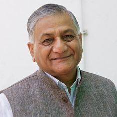 'Why can't India become Israel?' asks Union minister VK Singh, attacks government critics