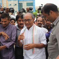 Digvijaya Singh removed as Congress' general secretary in Goa, Karnataka