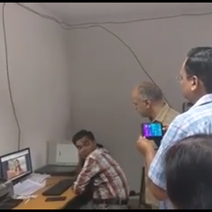 Watch: The Aam Aadmi Party enters 'sting journalism' and internet shaming