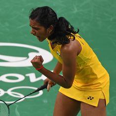 भारत का एक और पदक पक्का, पीवी सिंधु महिला बैडमिंटन सिंगल्स के फाइनल में पहुंचीं