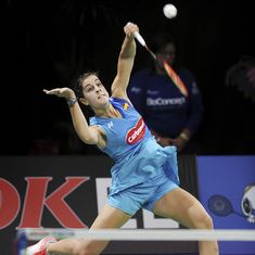Who stands between PV Sindhu and gold? World No. 1 Carolina Marin is the toughest opponent today