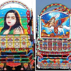 Beyond 'Horn OK Please': The elusive history and politics of Pakistan's truck art
