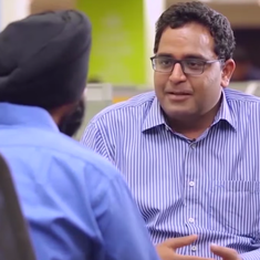 How PayTM's Vijay Shekhar Sharma chased his dream instead of a degree